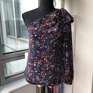 J CREW off shoulder blouse